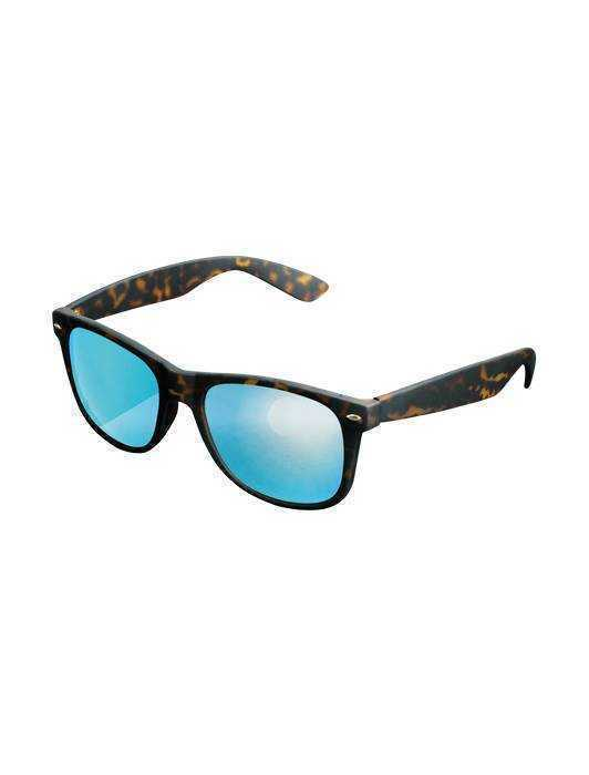 Mag Mstrds Sunglasses Likoma Mirror, Black/Orange