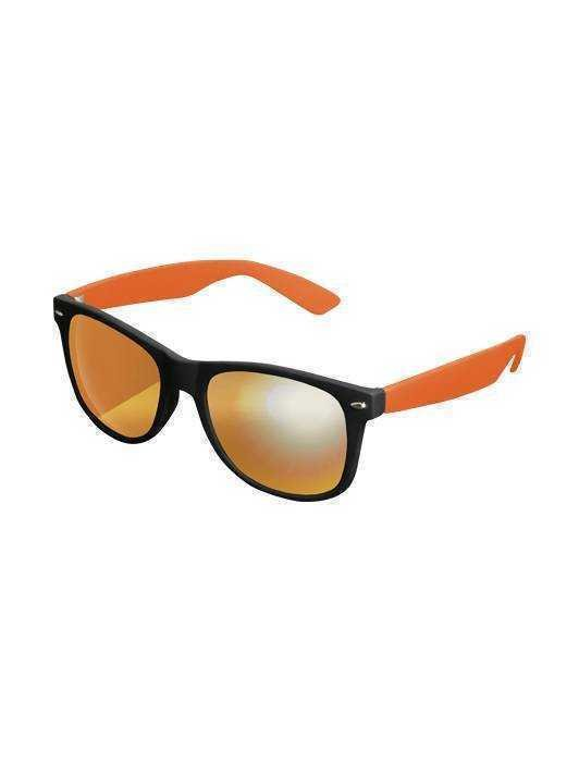 Mag Mstrds Sunglasses Likoma Mirror, amber/orange