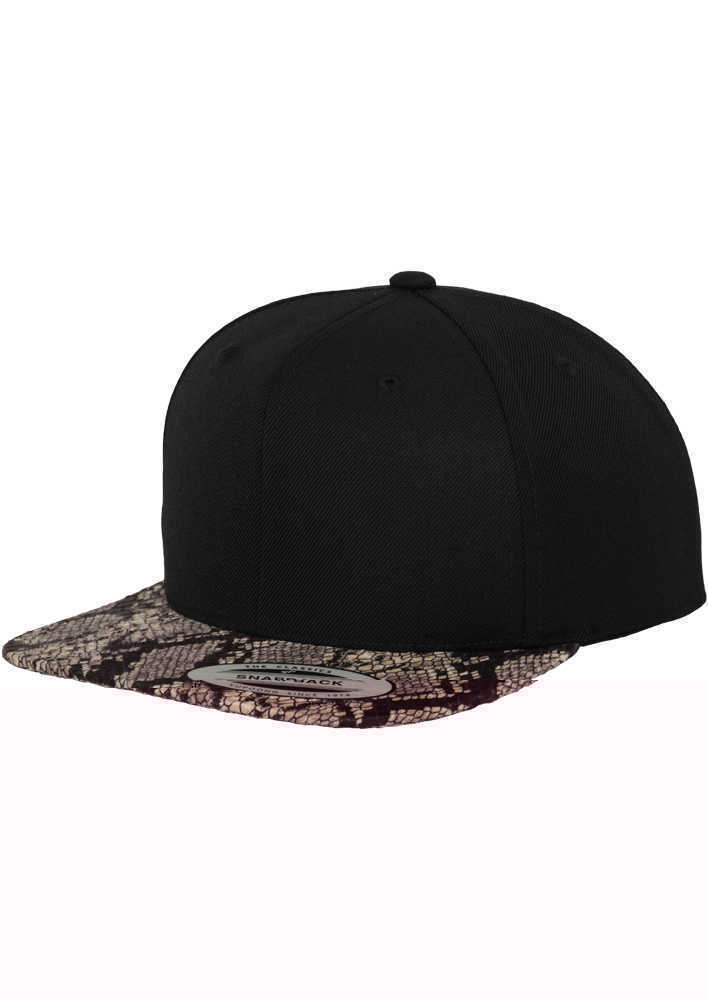 Flexfit Animal Snapback Baseball Cap in Cobra  e6c1c23c764